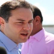 Governador Renan Filho seria reeleito facilmente em Palmeira dos índios, caso as eleições fossem hoje (Foto: Nossa Anadia)