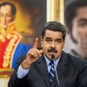 Nicolás MaduroEPA/Miguel Gutierrez/Agência Lusa