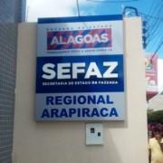 Unidade fazendária foi recuperada para melhor atender os contribuintes e cidadãos em ArapiracaFoto: Ascom/Sefaz