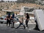 Os conflitos deixaram um saldo de três mortos e cerca de 400 feridos. Foto: Agência Télam
