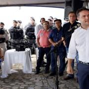 Com a interdição, 37 policiais civis voltarão à atividade-fim: a investigação e serão distribuídos pelas delegacias da capital e do interior do Estado  (Foto: Márcio Ferreira)