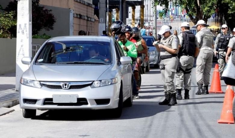 SSP diz que fiscalizaçãoes têm ajudado a reduzir o quadro de roubo de veículos (Foto: SSP/Divulgação)