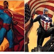 superman and america