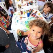 Meta deste Governo Presente é ultrapassar os mais de dois mil atendimentos a gestantes e crianças de 0 a 6 anos (Fotos: Thiago Sampaio)