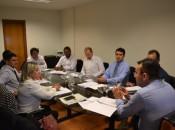 Na ocasião, também foi encaminhado os preparativos para o próximo encontro da Lei Seca, com todos os estados. Ascom/Detra