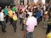 O objetivo da festa é integrar os três centros e seus alunos e festejar as conquistas de cada um(Fotos: Valdir Rocha)