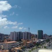 Maceió deverá ter sol entre nuvens durante o final de semana.  Caroline Vieira