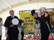 Ação conta com apresentações do fandango do Pontal da Barra com o Mestre Pacho.  Foto: José Demétrio e Jaymerson Lima