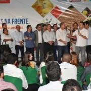 Renan Filho se comprometeu em manter as compras governamentais da agricultura familiar com o PAA Estadual Fotos: Neno Canuto