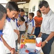 Ação envolverá 21.271 alunos das Redes Municipais de Ensino de 21 municípios alagoanos.  Carla Cleto