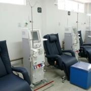 Clínica possui cinco consultórios para assistência ambulatorial em Nelfrologia adulta e pediátrica, além de ampla unidade para procedimentos de hemodiálise com capacidade para acolher 300 pacientes.  Fotos: Ascom/Ipaseal Saúde