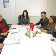 Comitê de Priorização do 1º Grau vai passar a se reunir mensalmente. Foto: Itawi Albuquerque