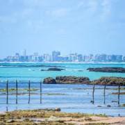 Alagoas terá predominância do sol durante o final de semana.  Itawi Albuquerque
