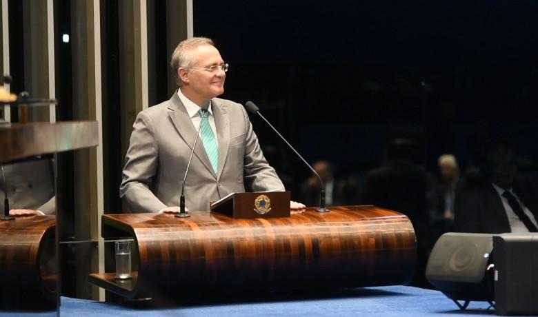Mais uma vez, o senador Renan Calheiros faz parte das lista dos parlamentares mais influentes do Congresso