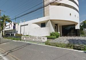 Tribunal Regional Federal da 5ª Região (TRF5) (Foto: Reprodução/Google Street View)