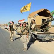Forças do Iraque são vistas em Zumar, na província de Nínive 18/10/2017 REUTERS/Ari Jalal Foto: Reuters
