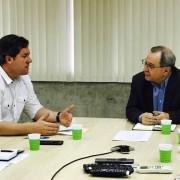 Anúncio foi feito durante audiência entre o ministro e o presidente da Eletrobras, Adjar Barbosa