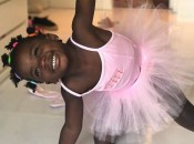 Giovanna Ewbank exibiu a filha, Títi, vestida de bailarina e com novo penteado em seu Instagram, nesta quarta-feira, 18 de outubro de 2017 Foto: Instagram / PurePeople
