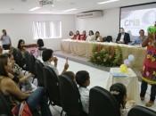 Dentro da programação os gestores públicos ainda visitaram a Creche em Tempo Integral da Primeira Infância de Murici Thiago Sampaio