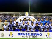 CSA campeão Brasileiro da Série C