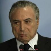 Temer é o presidente mais impopular do mundo, diz pesquisa (foto: ANSA)