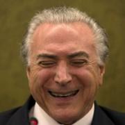 O presidente Michel Temer disse que o Brasil voltou a crescer este ano e o desemprego diminuiu no último trimestreFabio Rodrigues-Pozzebom/ Arquivo Agência Brasil