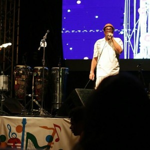 Após 20 anos, cantor alagoano Geo D'Almeida retorna aos palcos @ Teatro Deodoro   Alagoas   Brasil