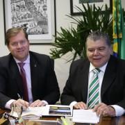 Ministérios do Turismo e do Meio Ambiente firmam cooperação para desenvolver ações conjuntas em unidades de conservação federais