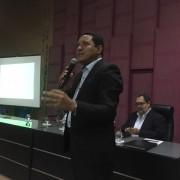 Prefeito Julio Cezar explanou sobre a experiência de gestão em Palmeira dos Índios