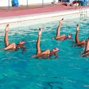 Integrantes da equipe treinaram intensamente para a competição