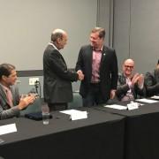 Greg Hale elogiou o esforço do Brasil em melhorar o ambiente de negócios para atrair investidores
