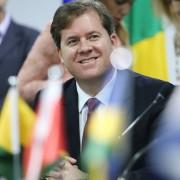 Marx Beltrão comemora aumento de gastos de estrangeiros