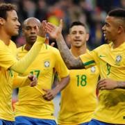 Brasil venceu Japão por 3 a 1