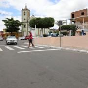 Três quilômetros das principais ruas foram reestruturados. Além do asfalto, o trecho passa a contar com sinalização vertical e horizontal