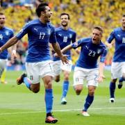 Itália está fora da Copa da Rússia