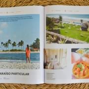 Sedetur comemora reportagem com destaque na revista de bordo de uma das principais companhias aéreas do país  (Kaio Fragoso)