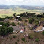 A região da Serra da Barriga, em Alagoas, acolhia o Quilombo dos Palmares, o mais conhecido da história brasileira (Arquivo/Agência Alagoas)