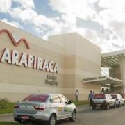 Fachada Arapiraca Garden Shopping