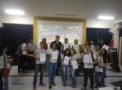 Primeiro e segundo lugares geral na Olimpíada Alagoana de Química foram alcançados pelos alunos Vinícius Gabriel Barros e Elma Marques