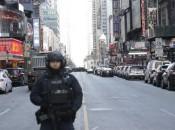 Explosão em Nova York seria vingança por palestinos (foto: EPA)