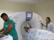 Em um ano de funcionamento, tomógrafo do Hospital de Emergência Daniel Houly realiza 13.253 exames em Arapiraca