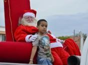 Papai Noel em Palmeira