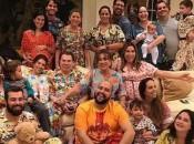 Silvio e família