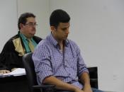 Ao depor, Juarez Tenório da Silva Júnior negou participação no crime. Foto: Diego Silveira