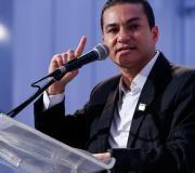 O ministro da Indústria, Comércio Exterior e Serviços, Marcos Pereira, pede demissãoAlan Santos/PR