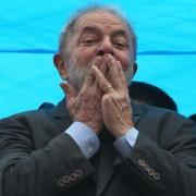 'Só o dia que eu morrer vou parar de lutar', diz Lula (foto: ANSA)