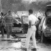 Ataque terrorista contra juiz Paolo Borsellino foi realizado pela Cosa Nostra (foto: ANSA)