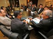 Autoridades estiveram no Tribunal de Justiça para discutir o cadastro. Fotos: Caio Loureiro.