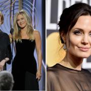 Aniston e Jolie