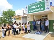 O prefeito Júlio Cezar disse que a reforma e adequação do Posto do Caldeirão foi um compromisso da atual gestão com a comunidade